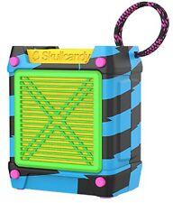 SkullCandy Rugged Shrapnel Bluetooth Wireless Splash Drop Proof Portable Speaker