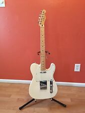Fender Standard Telecaster Electric Guitar with case.