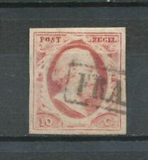 Nederland    2 gebruikt (263); plaat X