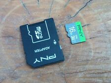 16 GB microSD Card with BitLocker Encryption