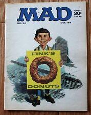 Mad Magazine October 1964;