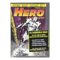 Hero Illustrated #1 in Near Mint + condition. [*9d]