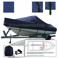 Four Winns 238 Vista Cuddy Cabin I/O Trailerable Boat Cover Navy Heavy Duty
