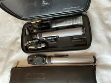 Ophthalmoscope/Otoscope set (Heine Alpha) + Extra Ophthalmoscope Head
