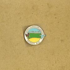 Royal Canada Legion Woodlawn, NS Canada Branch 616 Lapel Pin