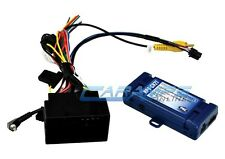 NEW CAR STEREO AUDIO RADIO CD DVD PLAYER INSTALLATION INTERFACE W/ WIRE HARNESS