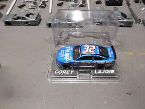 2020 Corey LaJoie #32 TRUMP 2020 MAGA Pence Blue Chrome NASCAR 1/64 Custom RARE!