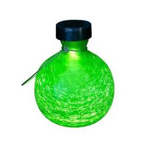 ACHLA Goblet Solar Lantern Fern Green - SL-SV03FG