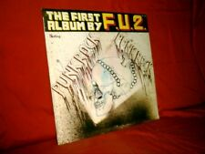 F U 2 Punk Rock (Downliners Sect) Monster rare 1977 LP Italy Mint-
