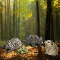 Wild Animal Kingdom Hedgehog Figure Toys  NEW HOT