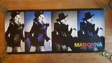 "MADONNA  original promo poster sticky &sweet 2008 rare  36,5"" 16"" boy toy inc."