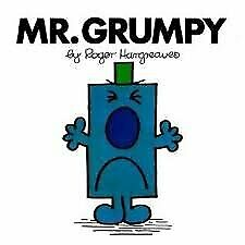 Mr. Grumpy by Hargreaves, Roger