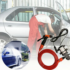 Water Pump 12V 70W High Pressure Self-priming Electric Car portable Wash Washer
