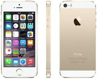 Pristine Condition Apple iPhone 5s - 16GB - Gold (Unlocked) A1457 (GSM)+Warranty