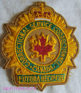IN18249 - Patch Correctional Service Canada