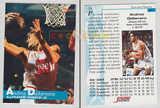JOKER BASKET Serie A1 1994-95 - Andrea Dallamora # 24 - Mint