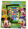 NEW Disney Mickey Mouse Clubhouse Electronic Reader & 8 Books Library Kids Gift!