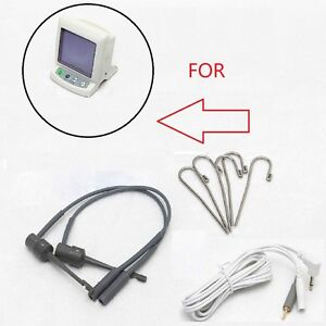 Dental Apex Locator Root Canal Finder Test Probe Cord Files accessories for J2