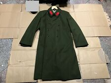 Obsolete 65's series China PLA Army General,Officer Winter Wool Uniform Overcoat