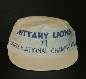 Penn State Nittany Lions 1982 National Champions Farmers Community Bank Hat