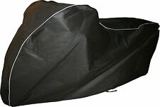 Breathable Indoor motorcycle Motorbike Dust cover Fits Moto Guzzi V7 no print