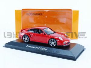MAXICHAMPS 1/43 - PORSCHE 911 TURBO - 2006 - 940065201