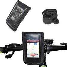 Dakota Neoprene Bicycle Cycling Clip on Handlebar Mount iPhone 3/4/5 Case