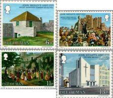 Man (isla de) - 94/97 - 1977 200º Aniv. visita de John Wesley Lujo