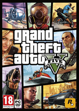 Grand Theft Auto V GTA 5 (PC CD KEY) Digital Version [Rockstar ] Fast Delivery