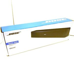 BOSE SOLO TV SPEAKER SOUND BAR SYSTEM - 418775