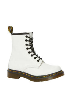 Dr.Martens  1460 W Women Boots White