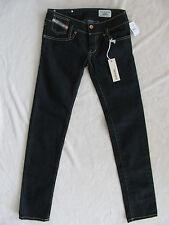 Diesel Matic Skinny Jeans-Wash 008LQ Stretch-Dark Wash-Size 24-NWT $224