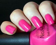 NEW! Nicole By OPI nail polish lacquer SOMETHING ABOUT SPRING ~ Pink
