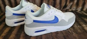 NEW Nike Air Max SC White Gray/ Royal Blue  Running Shoes Men's Size 11 🔥🔥