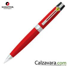 SHEAFFER Sfera Ferrari 300 Rosso Corsa with Black Ornament Ballpoint Pen