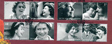 Royalty First Day of Issue Used Great Britain Stamps
