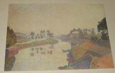 Carton Vernissage Louis HAYET - Oeuvres NEO-IMPRESSIONNISTES 1885 à 1895 - 1991