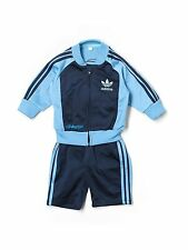 Baby Boy Adidas Sample Mr Men Little Miss Bump Track Jacket Suit Size 68 6-12 M
