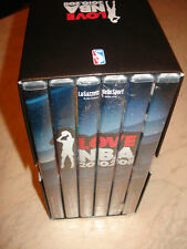 CAJA CAJA 6 DOBLE 12 DVD I LOVE NBA 2010/2011 DALLAS WINNER ITALIANO ENGLISH