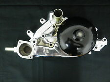 HOLDEN / CHEVROLET ALUMINIUM WATER PUMPS 5.7 GEN 3 LS1 V8 WITH CHROME BODY