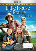 Little House On The Prairie 4th season (dvd) New, Free shipping