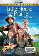 Little House On The Prairie 4th season (dvd) New, Free shipping
