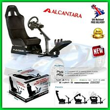 Racing Gaming Driving Seat Foldable Bucket Car Chair Stand Simulator Cockpit PS4