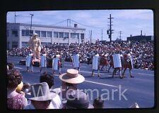 1963 Kodachrome Photo slide Rose Festival Parade Portland OR #2