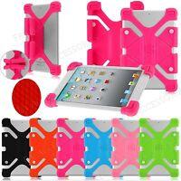 Universel 7'' 8'' 9'' 10.1'' Pouce Tablettes Étui Souple Stretch Housse Silicone