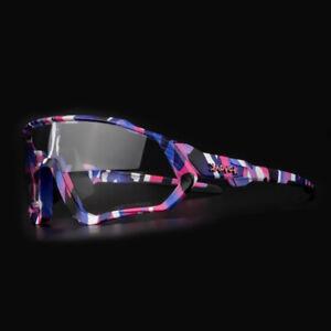 Original KAPVOE Cycling Sunglasses Photochromic UVW 400 Protection