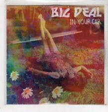 (GB855) Big Deal, In Your Car - 2013 DJ CD