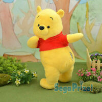 SEGA Winnie the Pooh Mega Jumbo Plush 40cm Turn around pose Disney