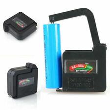 Universal Batterie Tester AA/AAA/C/D/18650/9V/1.5V Batterie Knopfzellen Checker