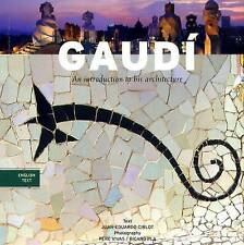"""AS NEW"" Gaudi: An Introduction to His Architecture, J.E. Cirlot, Book"